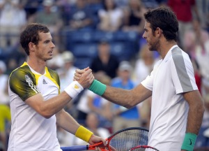 Andy Murray, Juan Martin del Potro