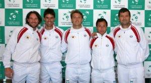 Monaco Davis Cup Team