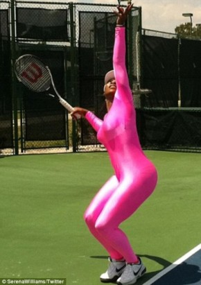 ¿Sere (?), ese lo llevás a Wimbledon?