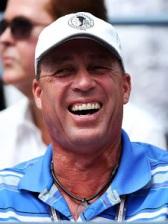 Lendl y una revelación: su dentadura.