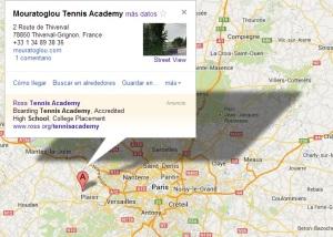 Plaisir - Mouratoglou Tennis Academy