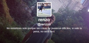 Tw Renzo Olivo
