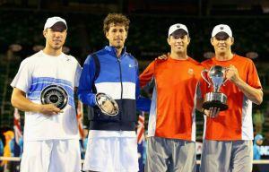 Australian´s Open Doubles final 2013.