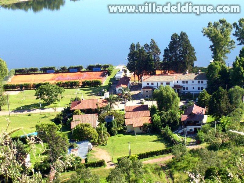 Destino, Villa del Dique | efectotenis